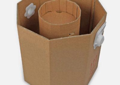 Kabelfass F107 – Verpackung für Kabeltrommeln