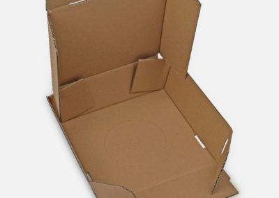 Verpackung für Kabelrollen