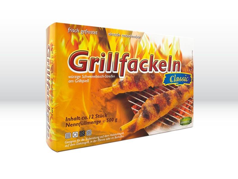 Bedruckte Verkaufsverpackung der Tillmann Verpackungen Schmalkalden GmbH für die Lebensmittelbranche