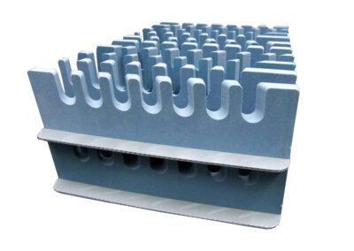 Ladungsträger/Trays für Stabilisatoren