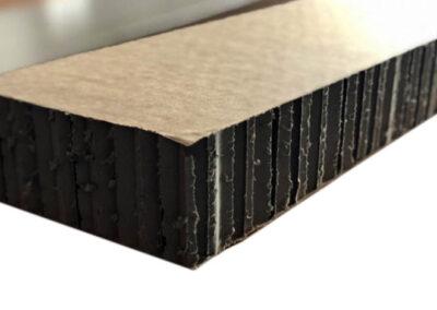 Nachhaltige Wabenplatten für den Transport