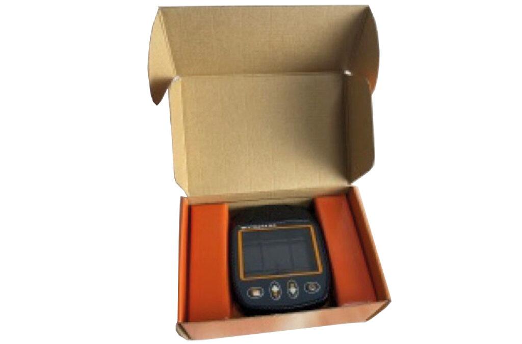 Verkaufsverpackung für Variometer